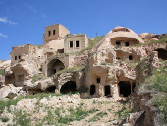 Grotte della Cappadocia