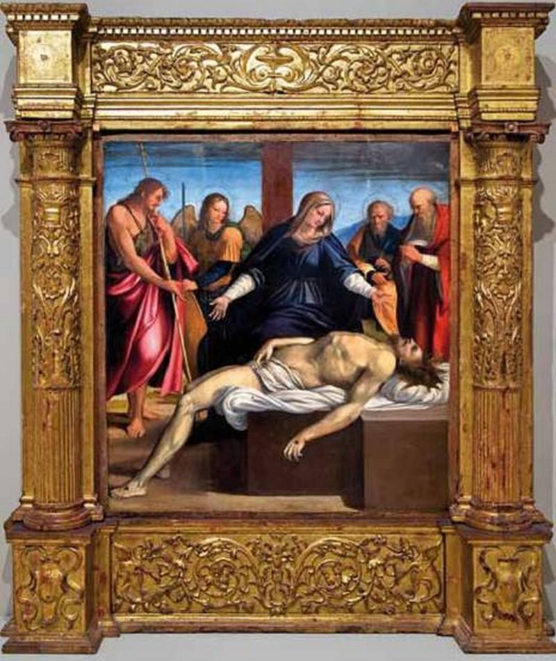 Sala del Seicento, museo diocesano di Salerno