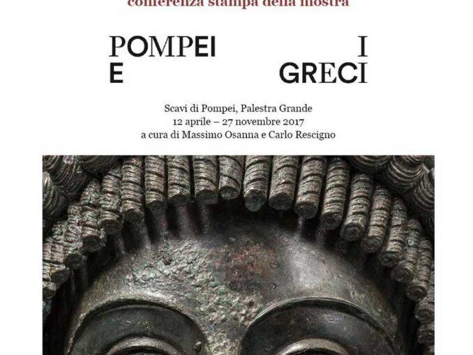 Mostra Pompei e i Greci