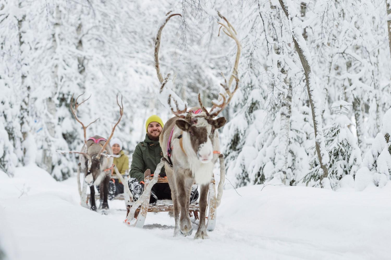 Rovaniemi Finlandia Villaggio Di Babbo Natale.Natale A Rovaniemi In Lapponia Il Villaggio Di Babbo Natale Fulltravel It Magazine Di Viaggi