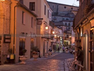 Centro storico di Maratea @Foto Anna Bruno/FullTravel.it