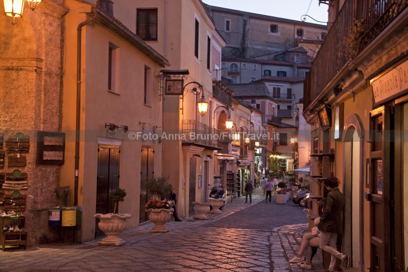 Centro storico di Maratea @Foto Anna Bruno/FullTravel.it