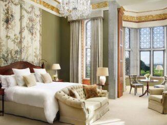 Adare Manor, Dunraven Stateroom - Irlanda