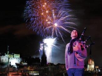 Hogmanay a Edimburgo - Capodanno scozzese