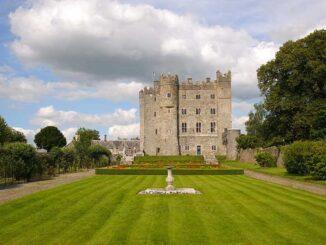 Kilkea Castle - Irlanda