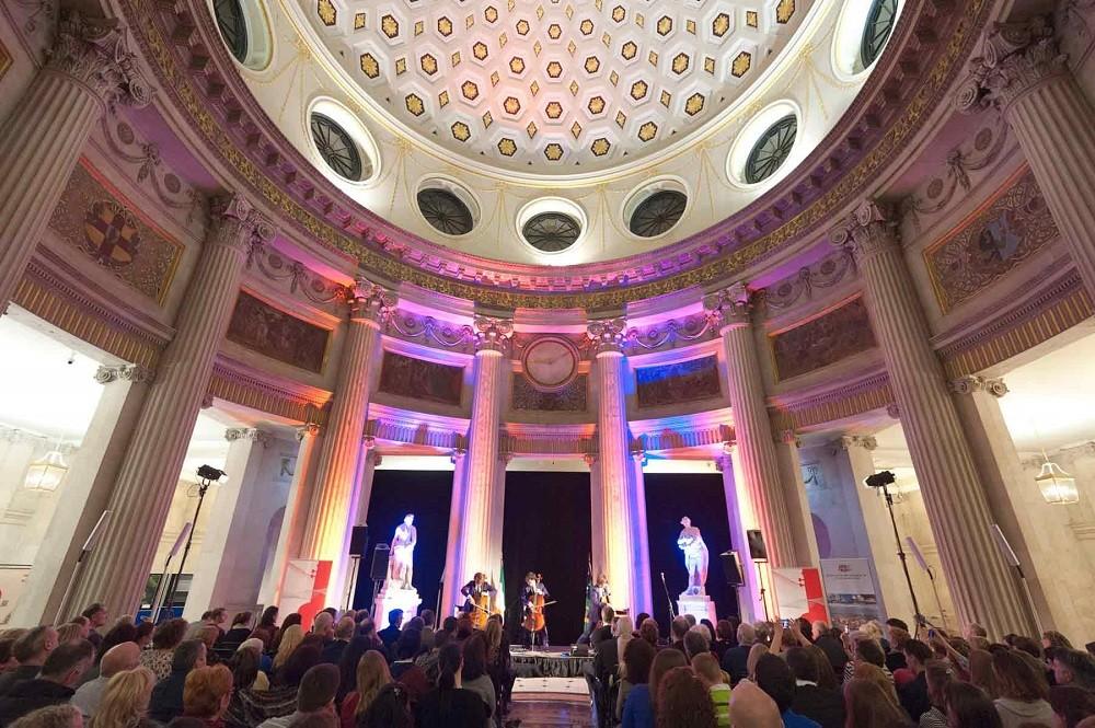 TradFest City Hall, Dublino