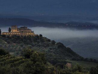 Castello di Velona in Toscana