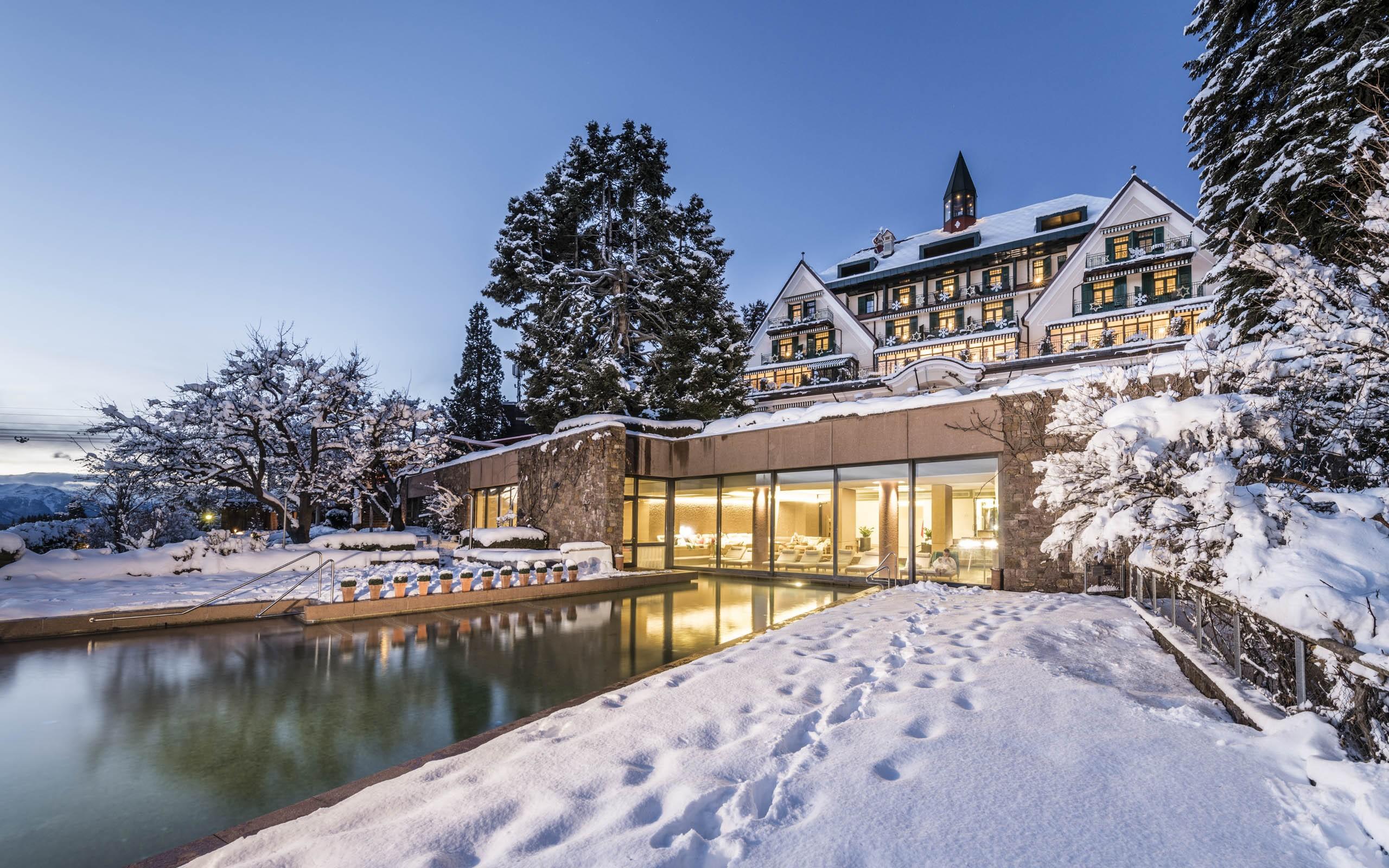 Parkhotel Holzner - Foto Hannes Niederkofler
