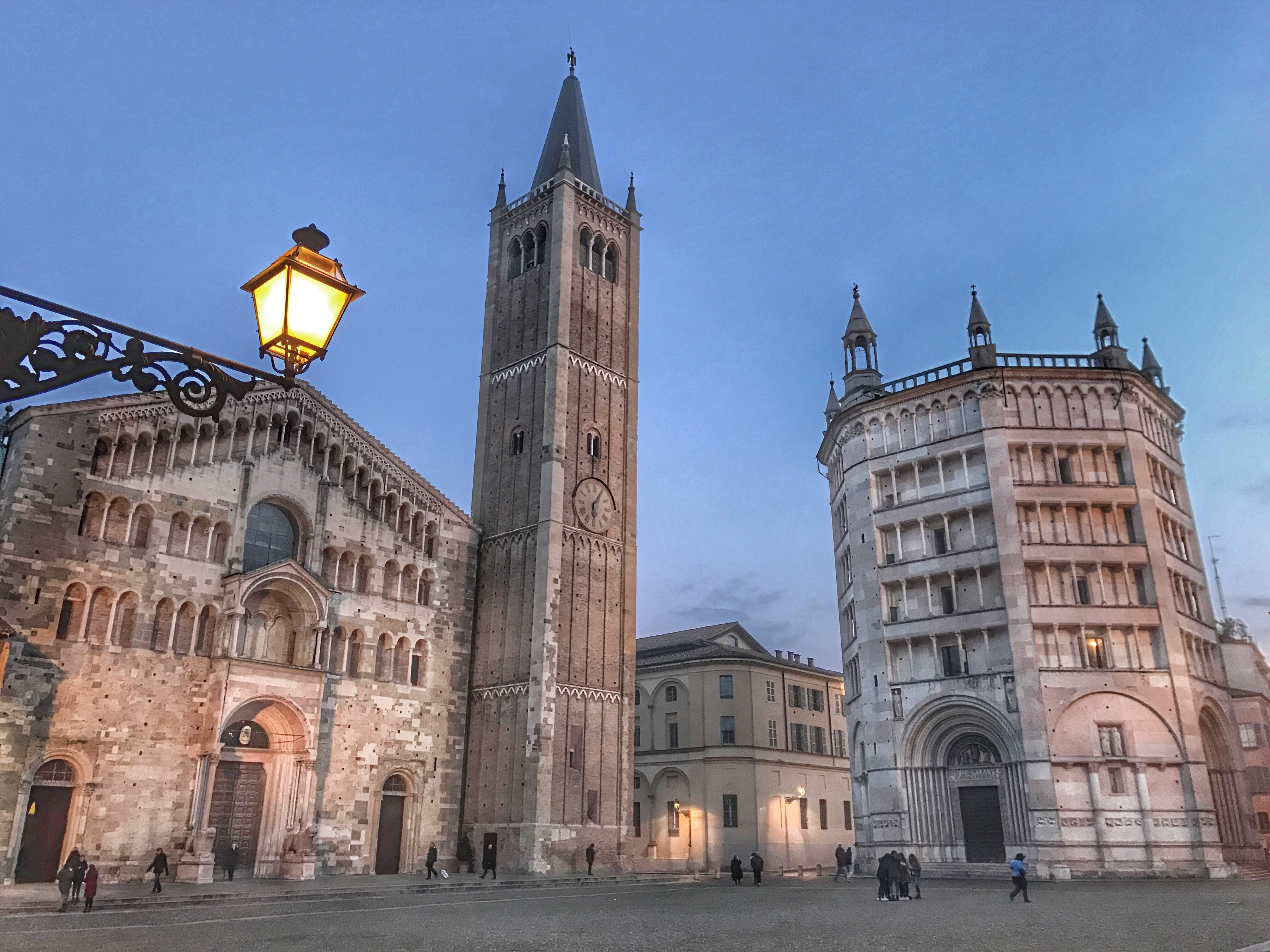 Cosa vedere a Parma: Piazza Duomo, Parma ©Foto Francesca Cavalca