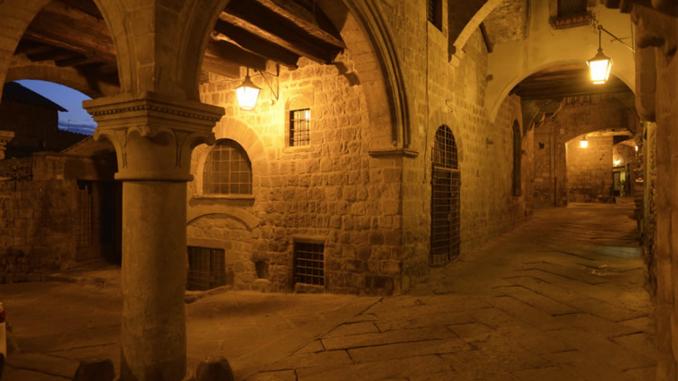 Viterbo cosa vedere: quartiere Medievale di San Pellegrino a Viterbo - Foto Visit Viterbo