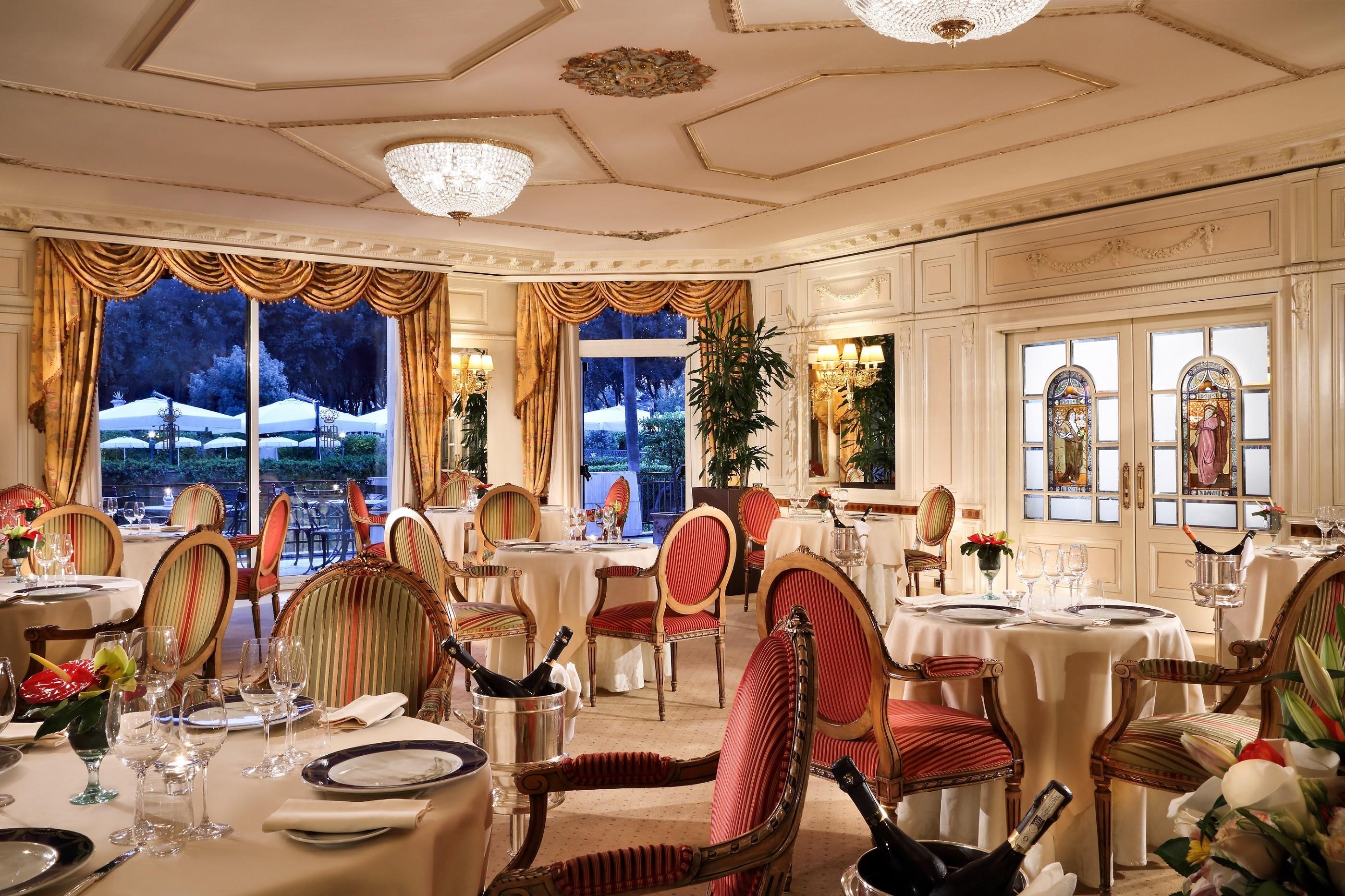 San Valentino a Roma. ristorante