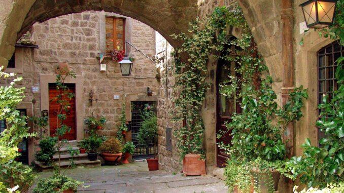 Vie di Viterbo - Foto di travelspot
