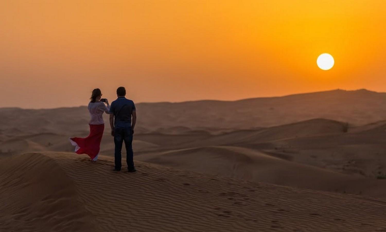Esperienza a Dubai