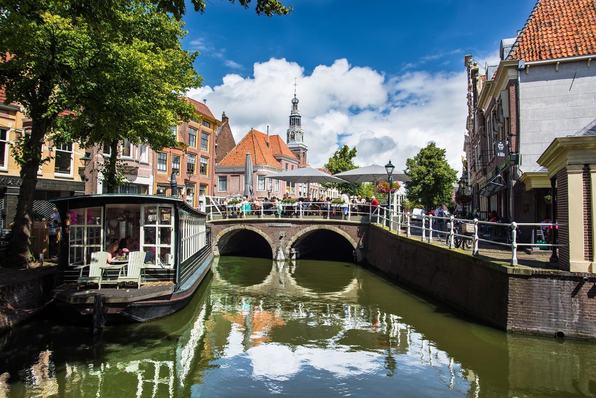 Amsterdam, dintorni: Alkmaar - Foto di Evgeni Tcherkasski