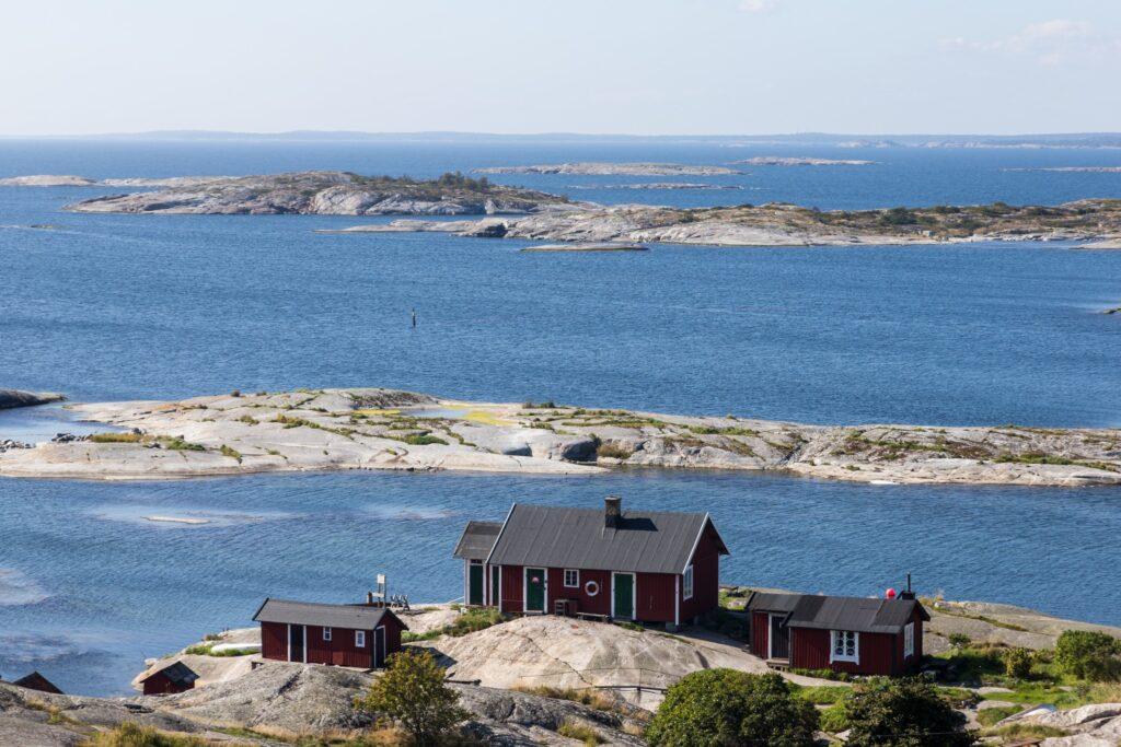 Arcipelago Stoccolma ©Foto Henrik Trygg/imagebank.sweden.se
