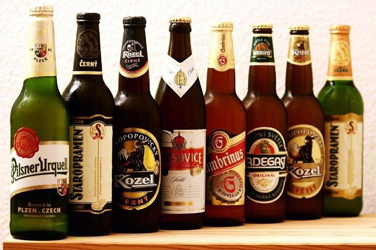 Birre ceche: ©Foto Visita Praga