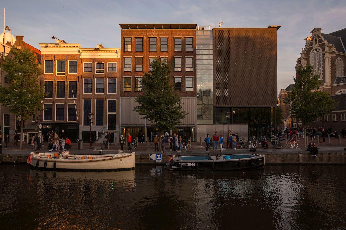 Amsterdam, luoghi di interesse: Casa di Anna Frank ad Amsterdam