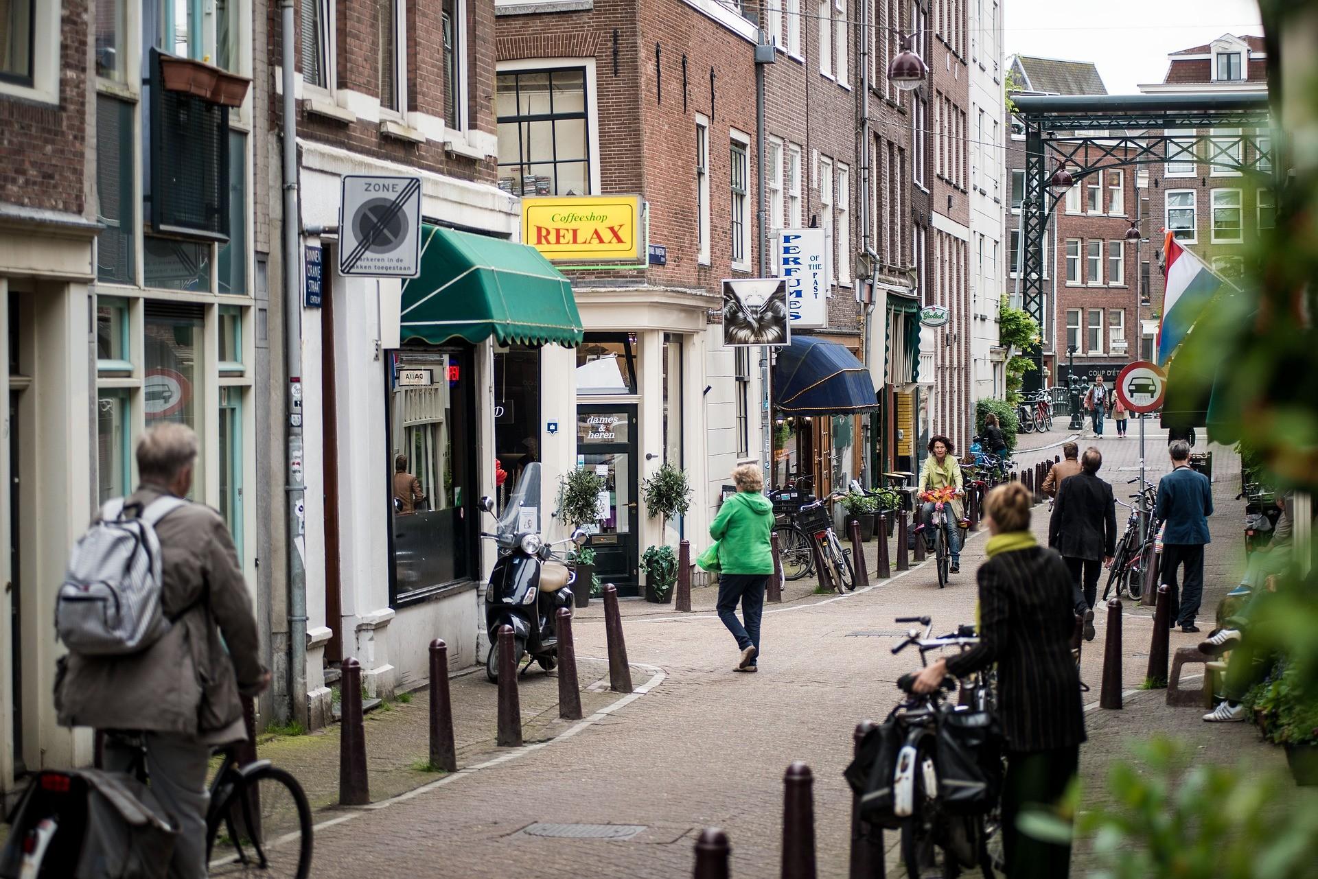 Amsterdam, punti di interesse: Coffee Shop ad Amsterdam