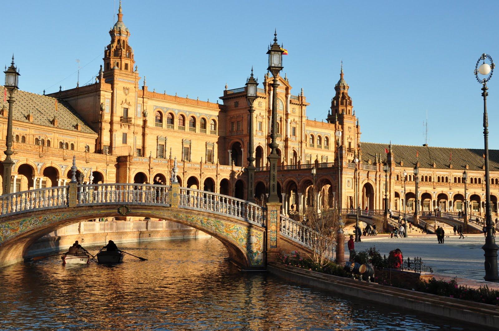 Cosa vedere a Siviglia: Piazza di Spagna