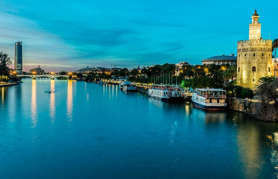 Cosa vedere a Siviglia: fiume Guadalquivir