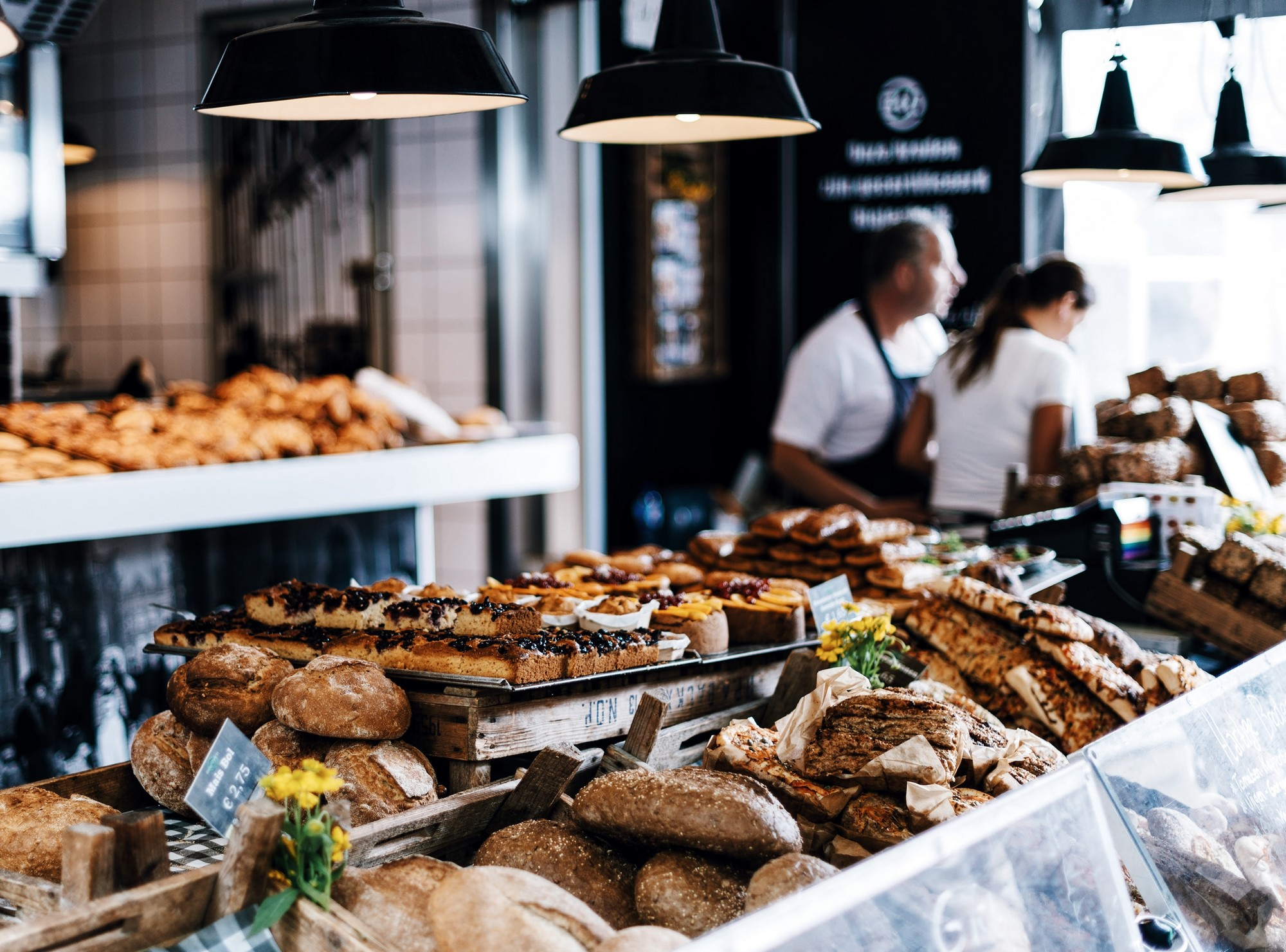 Amsterdam, cosa mangiare: Food ad Amsterdam - Foto Roman Kraft