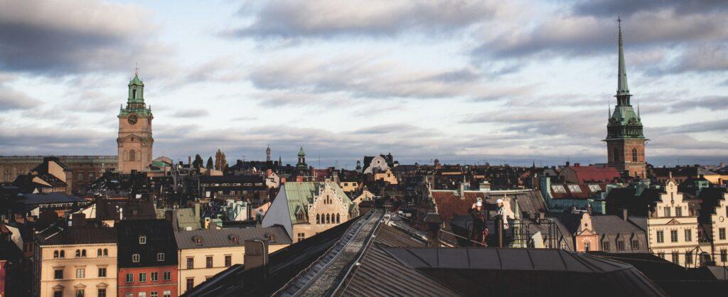 Gamla Stan, Stoccolma ©Foto Tuukka Ervasti/imagebank.sweden.se