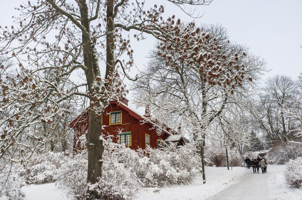 Inverno a Stoccolma -©Foto Tuukka Ervasti/imagebank.sweden.se