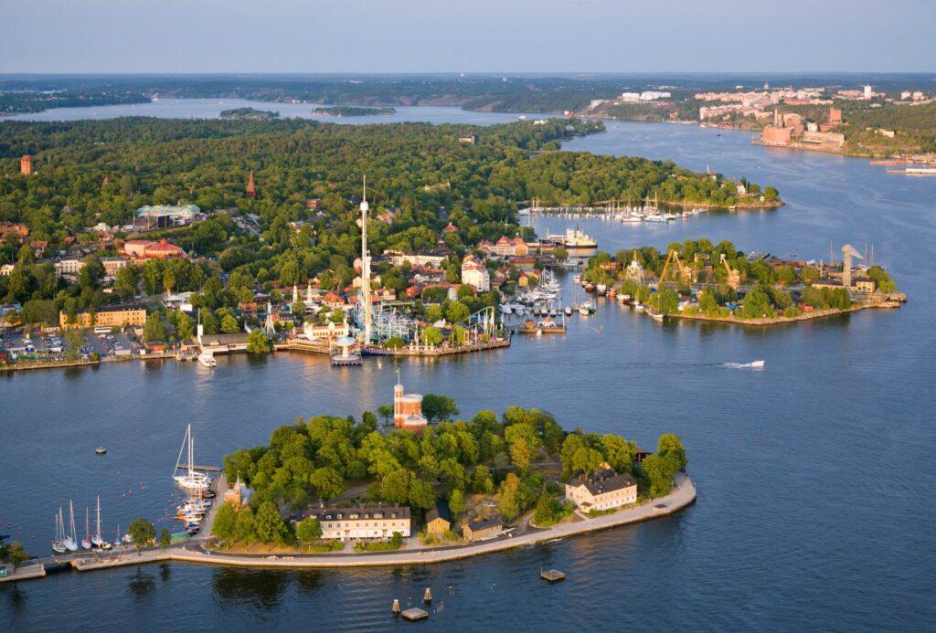 Isola Skeppsholmen, Stoccolma - ©Foto Ola Ericson/imagebank.sweden.se