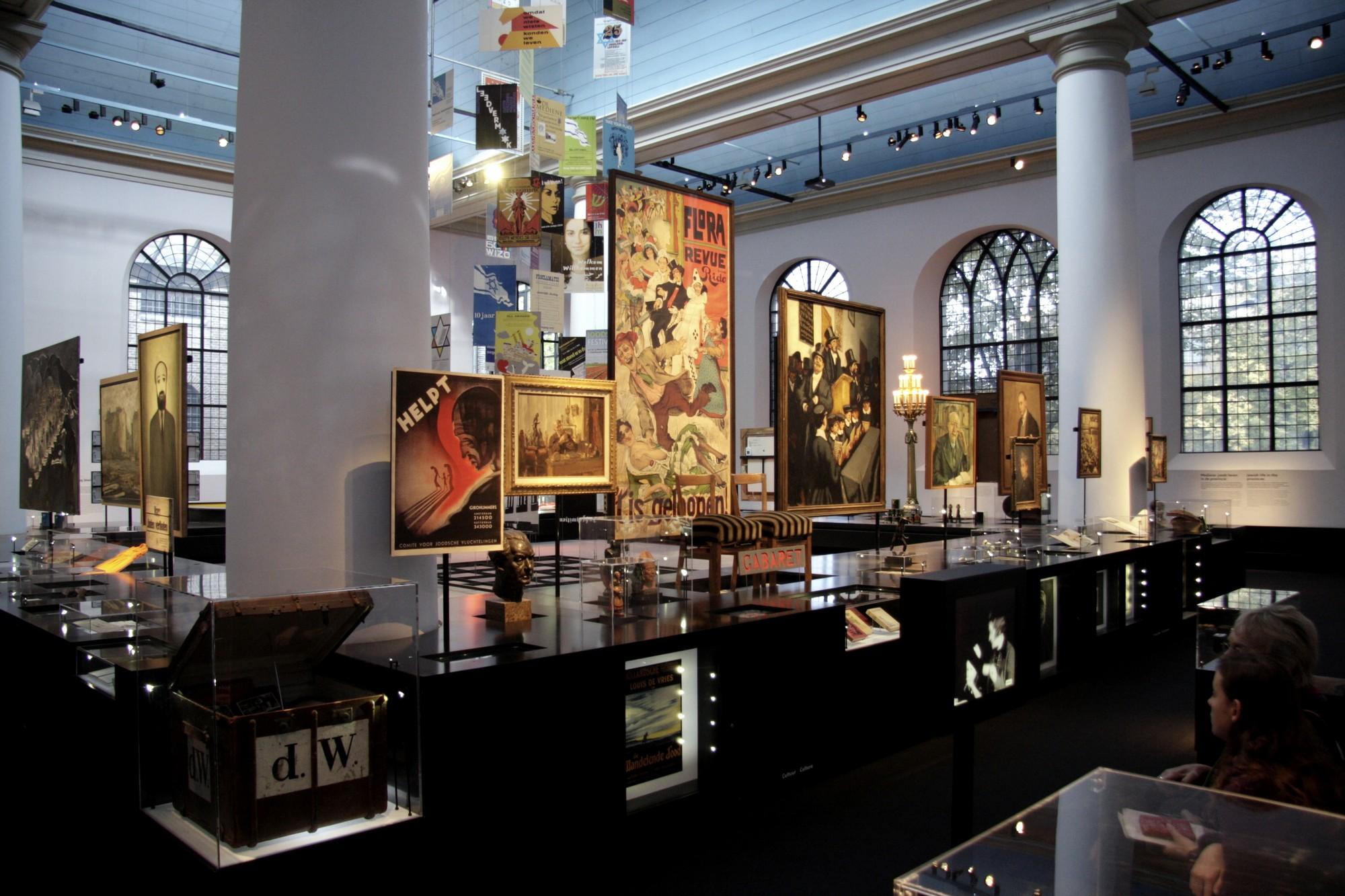 Amsterdam, luoghi di interesse: Joods Historisch Museum, Amsterdam