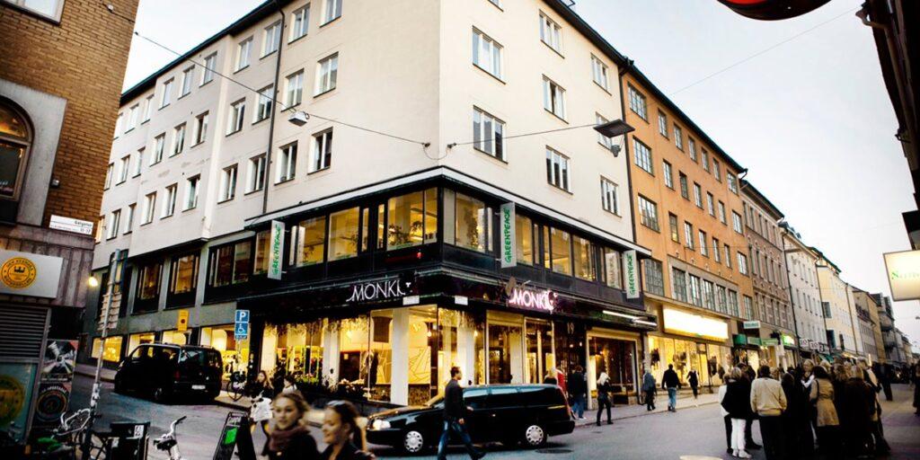 Millemium Tour a Stoccolma