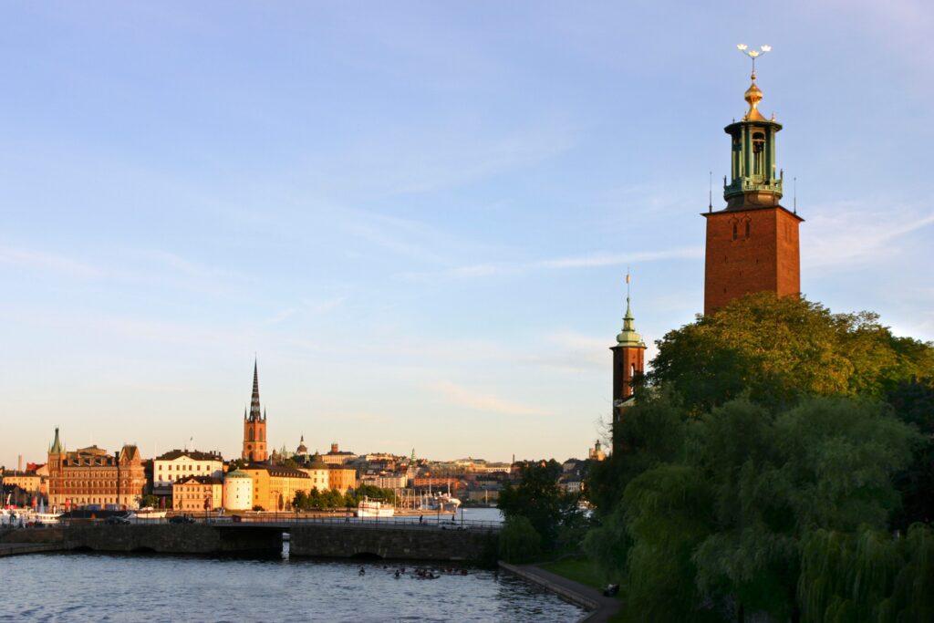 Municipio di Stoccolma, The City Hall - ©Foto Ola Ericson/imagebank.sweden.se
