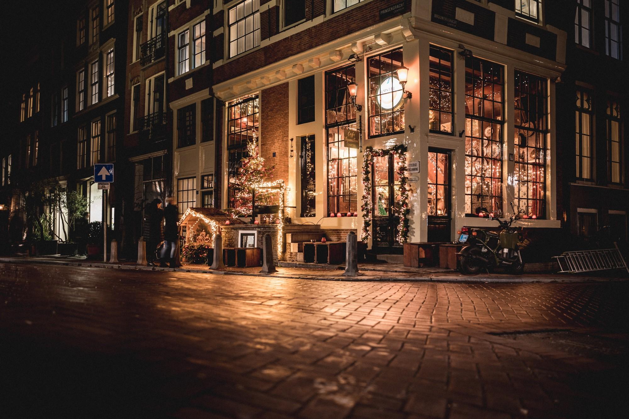 Amsterdam quando andare: Natale ad Amsterdam - Foto Patrick Schneider