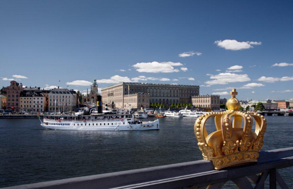 Palazzo Reale di Stoccolma - ©Foto Ola Ericson/imagebank.sweden.se