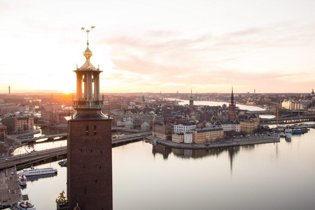 Panorama di Stoccolma ©Foto Björn Olin/Folio/imagebank.sweden.se