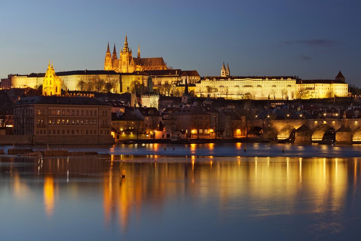 Praga cosa vedere: il castello di Praga ©Foto Martin Tak