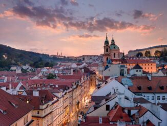 Praga cosa vedere: panorama della capitale ceca ©Foto Michal Vitasek