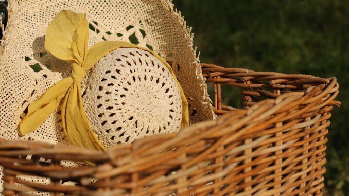 Pranzo di Pasqua: cesto da picnic