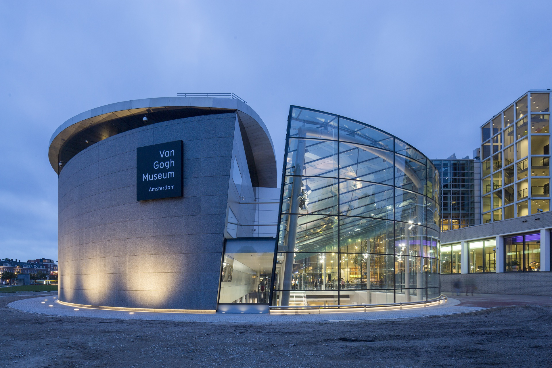Amsterdam, punti di interesse: Van Gogh Museum, Amsterdam