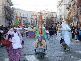 Carnevale di Corato: sfilata @Foto Anna Bruno