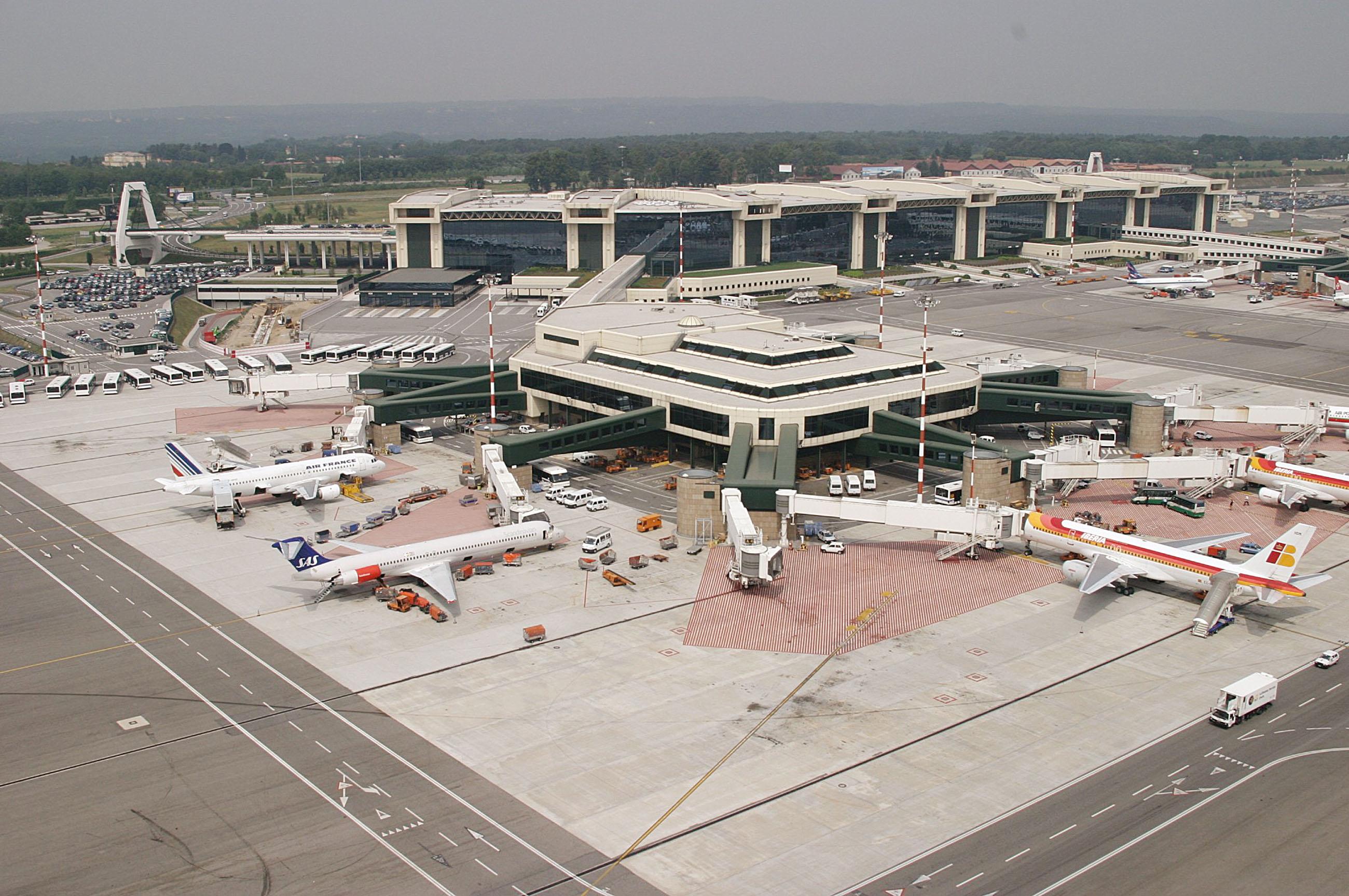 Aeroporto Malpensa Terminal 1