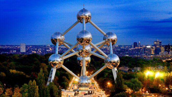 Atomium, Bruxelles (c) www.atomium.be - SOFAM 2018 - alexandrelaurent.com / Gaëtan Miclotte