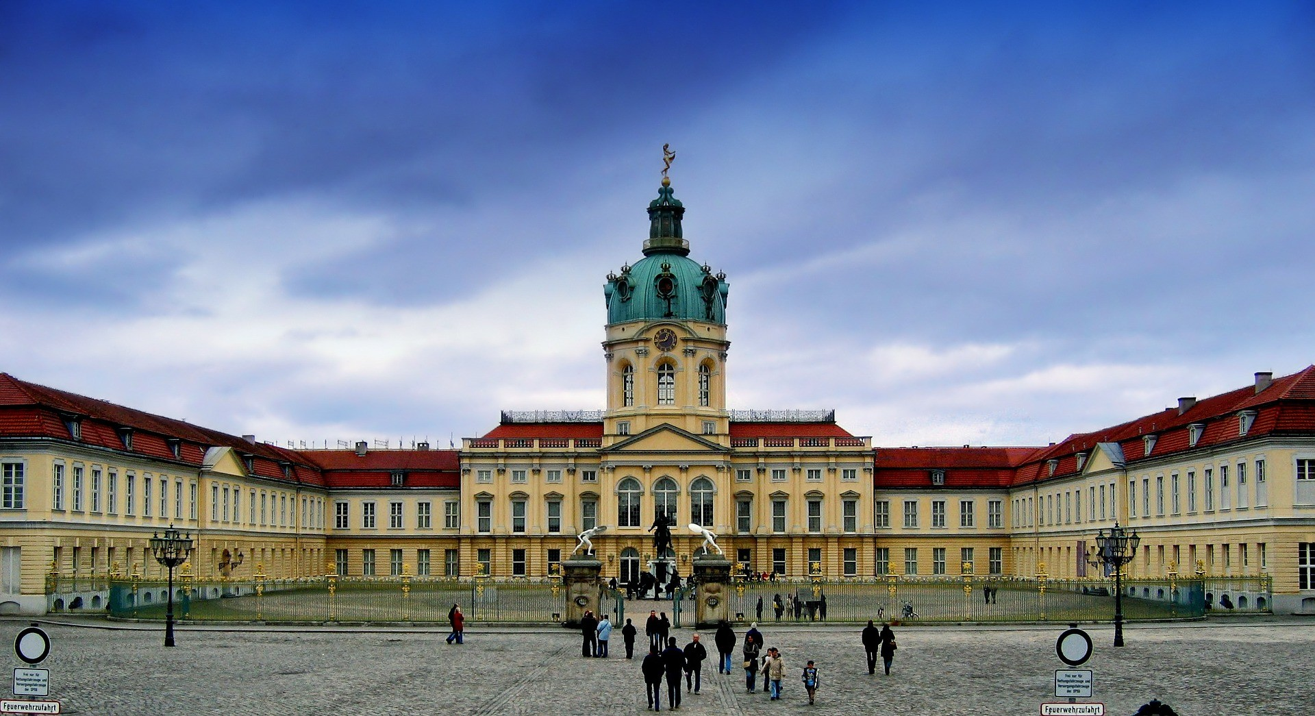Berlino cosa vedere: Charlottenburg - Foto di David Mark