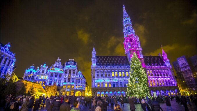 Grand Place, Bruxelles ®Visit Brussels - Eric Danhier