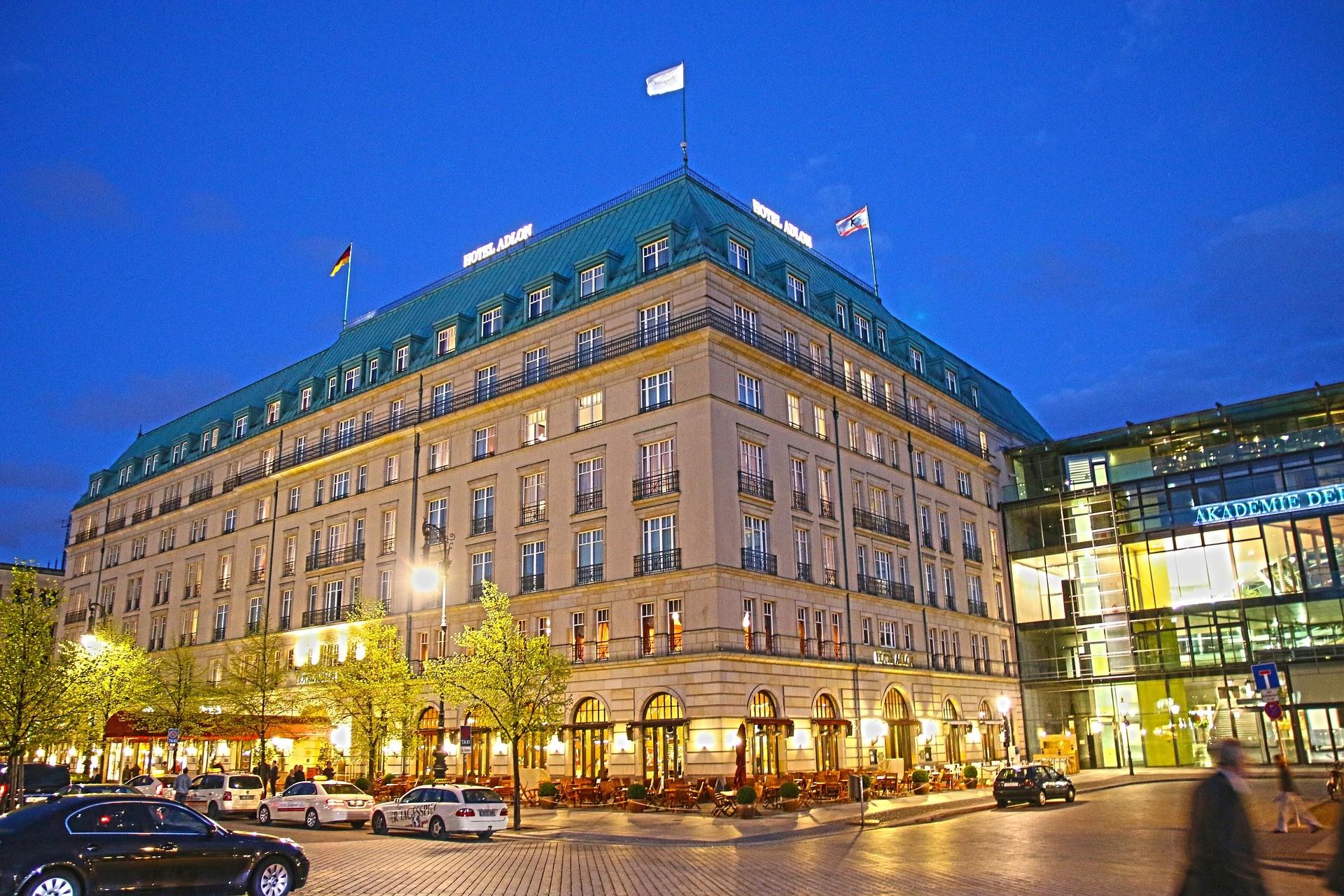 Berlino dove dormire: Hotel Adlon Berlino - Foto di Moerschy