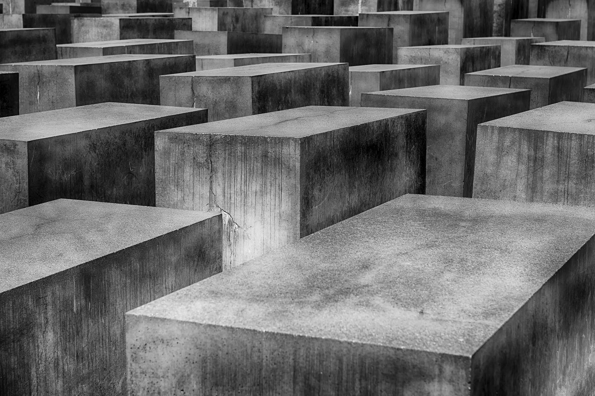Berlino luoghi di interesse: Memoriale dell'Olocausto - Foto di Markus Christ