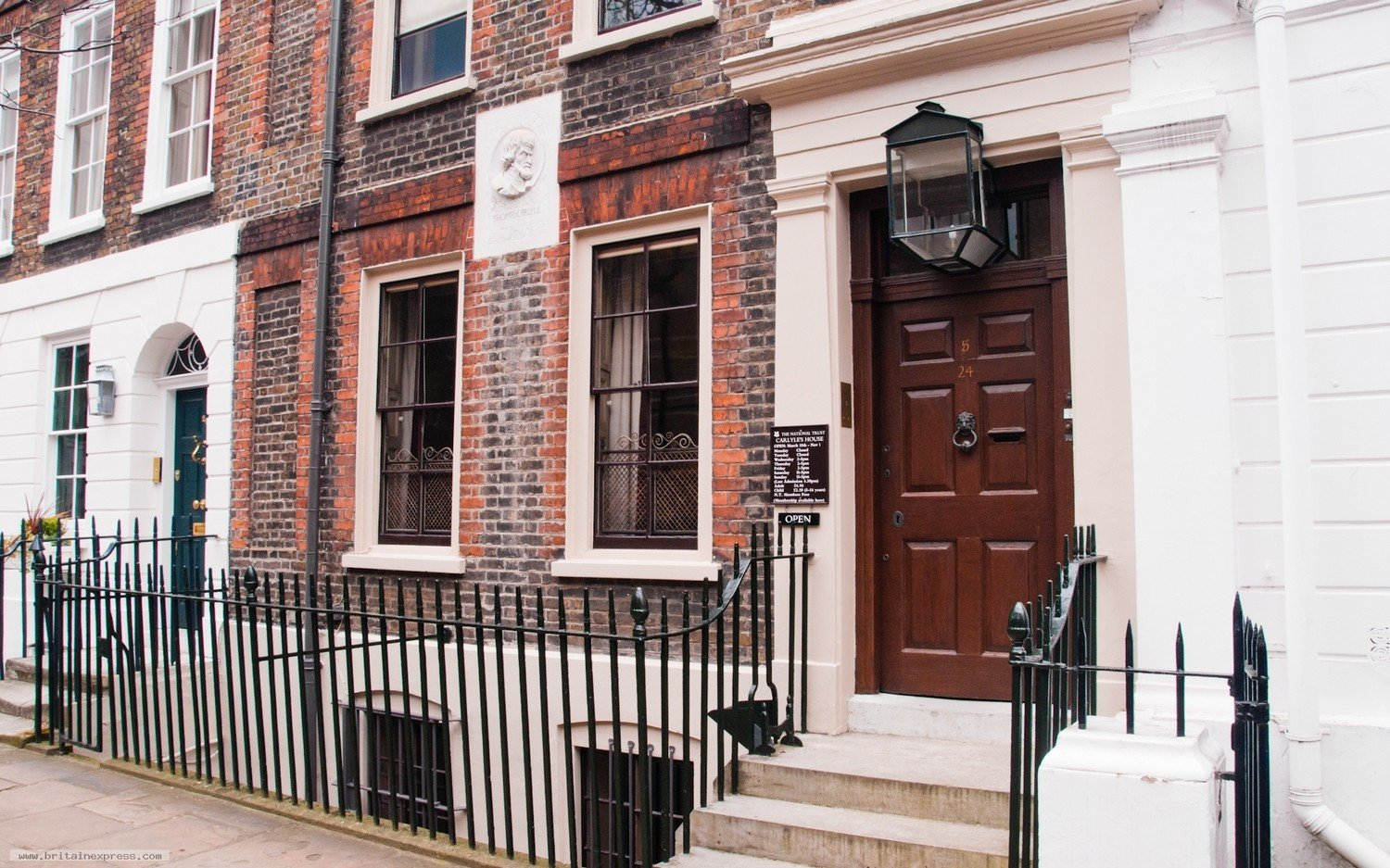 Carlyles House, Londra - Foto Britain Express
