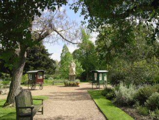 Chelsea Phisyc Garden, Londra