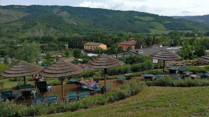 Villaggio della Salute Più, Valle del Sillaro ©Foto Anna Bruno/FullTravel.it