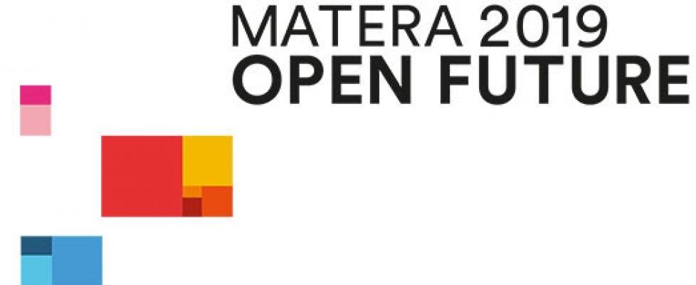 Matera 2019 il logo
