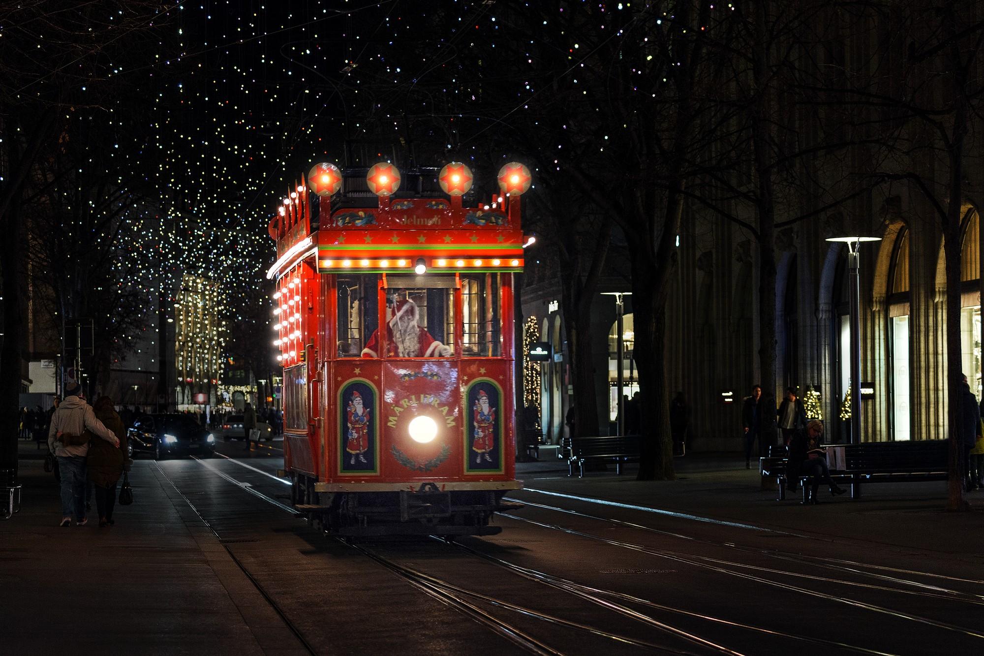 Babbo Natale, Zurigo